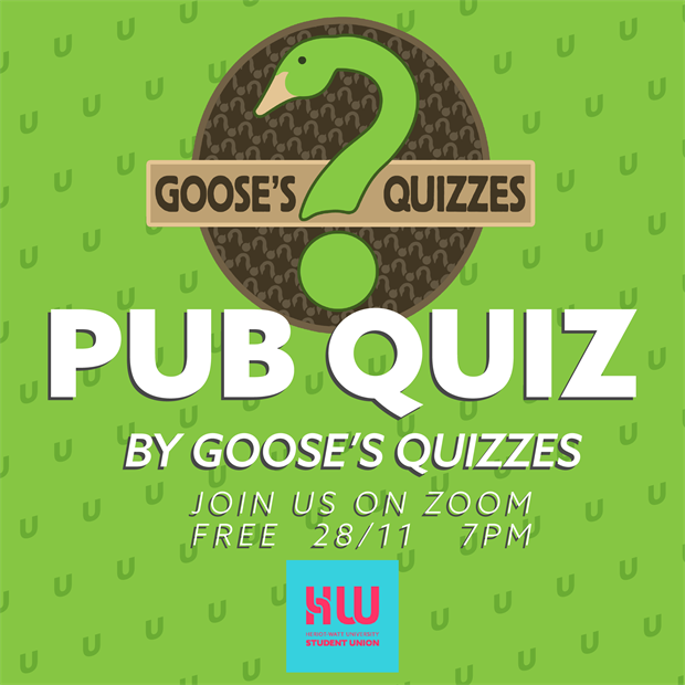 Pub Quiz hosted by Goose's Quizzes