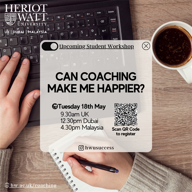 Can coaching make me happier?